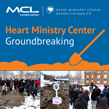 Heart Ministry Center Groundbreaking
