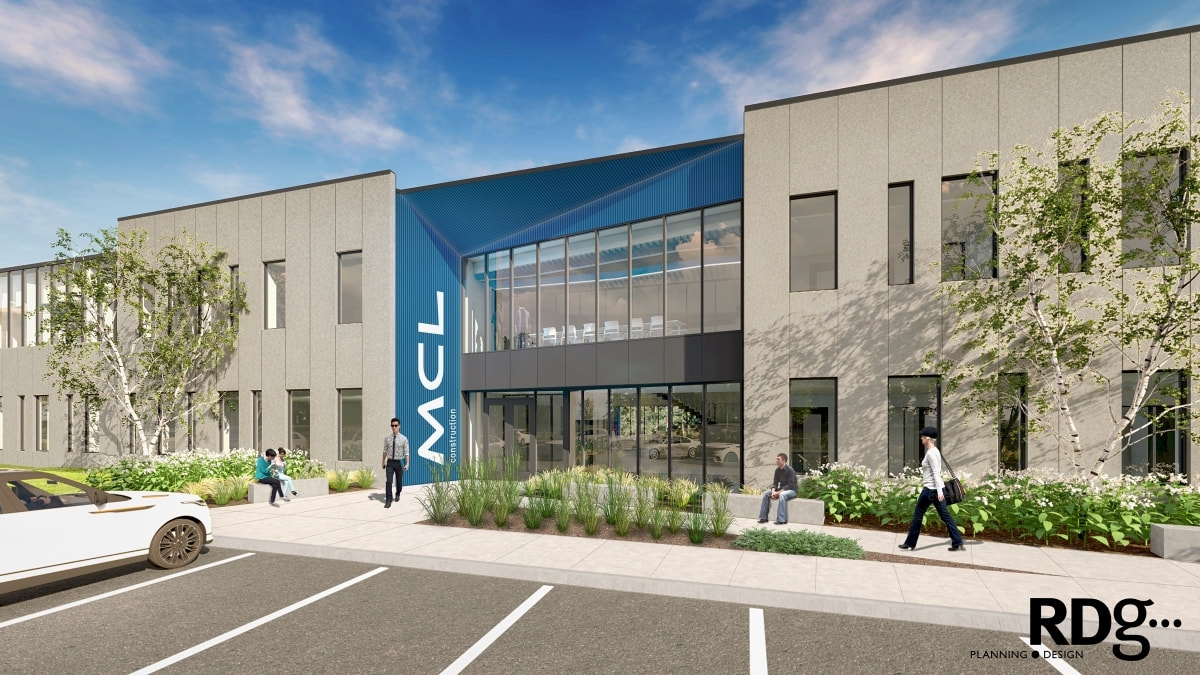 MCL Construction Headquarters, Omaha, NE