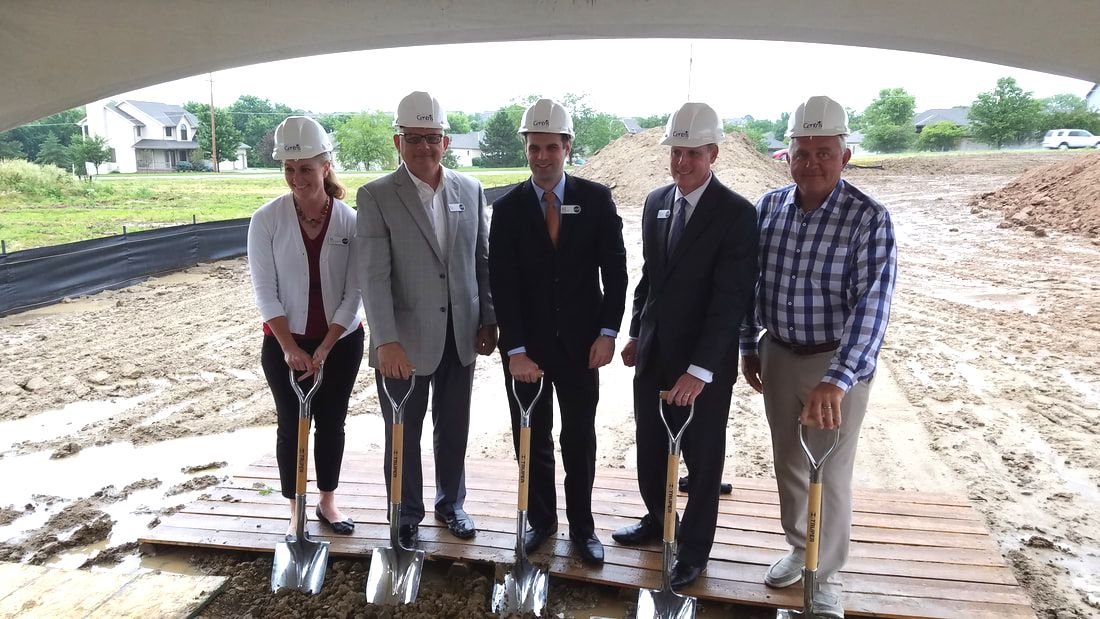 Centris Federal Credit Union Groundbreaking