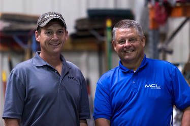 Josh Dinsmore & Paul Beller MCL Construction